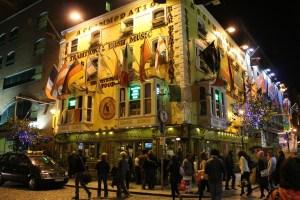 Dublin in a day - temple bar