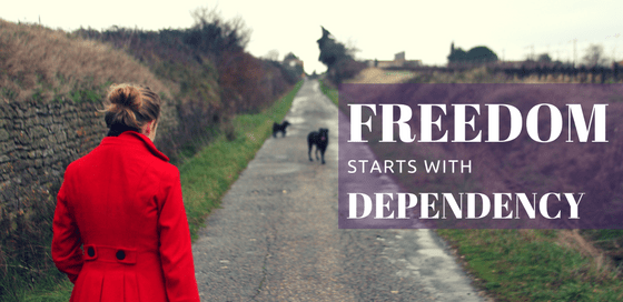 How freedom starts with Dependency - Header