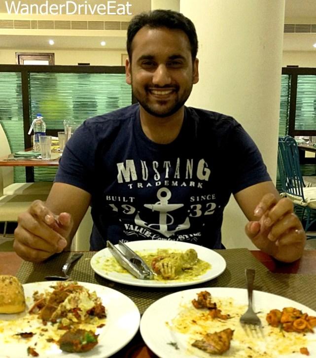 Mahindra-food