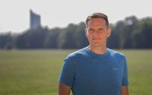Patrick Hundt von 101 Places und Healthy Habits