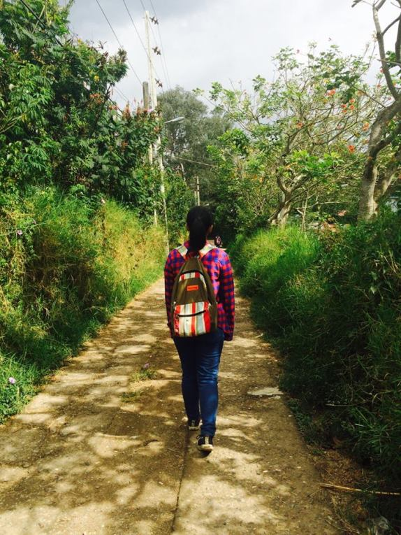 Finding the Trail in Tabangaoen