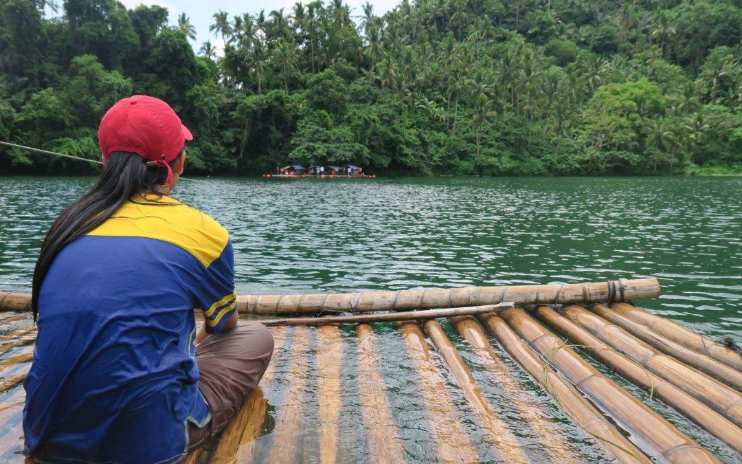 Pandin Lake : Hidden Gem of San Pablo