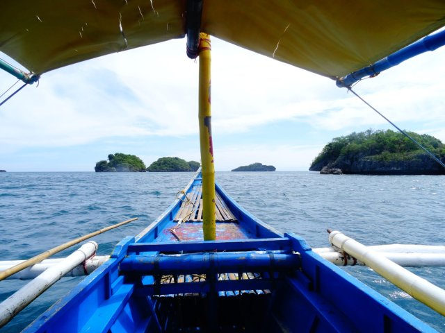 Hundred Island's Boat for Rent