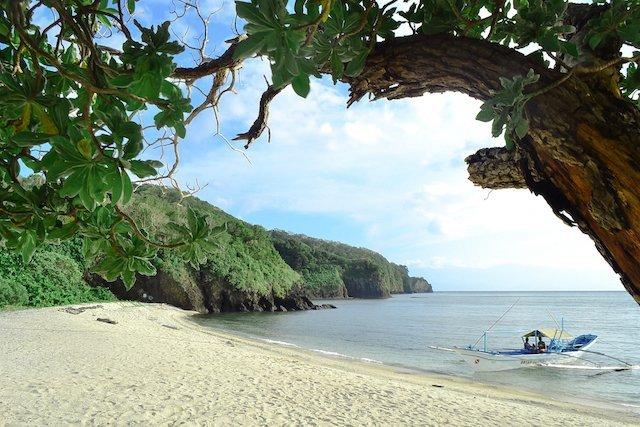 Layag Layag Beach