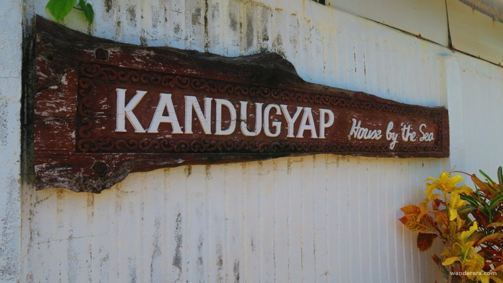 kandugyap house by the sea