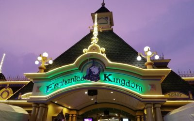 Enchanted Kingdom: First Timer's Complete Travel Guide