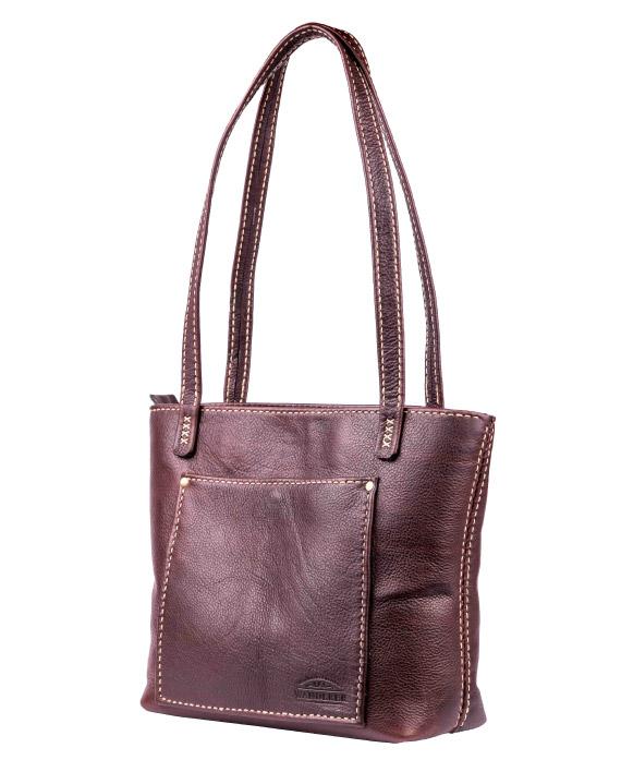 Wanderer Handcrafted leather, Lilah handbag