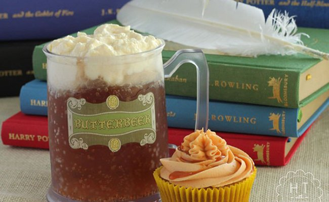 How To Make Homemade Butterbeer