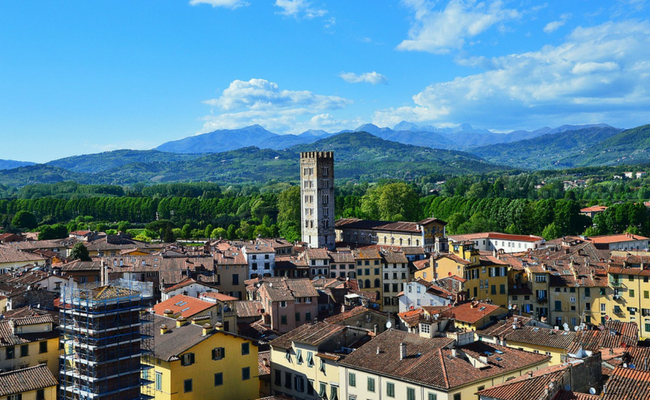 Lucca Itinerary: How To Enjoy One Day in Lucca