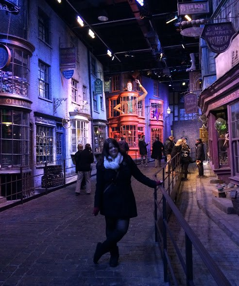A Magical Valentine's Day At Harry Potter Studios