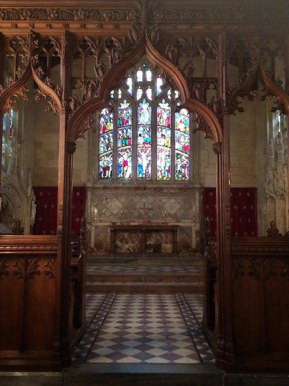 Sudeley Castle Katherine Parr Crypt