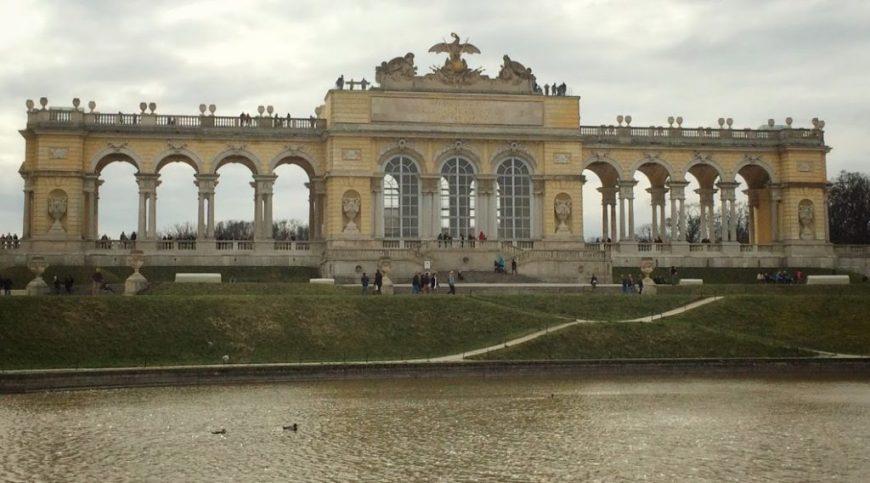 Schloss Schonbrunn, Vienna