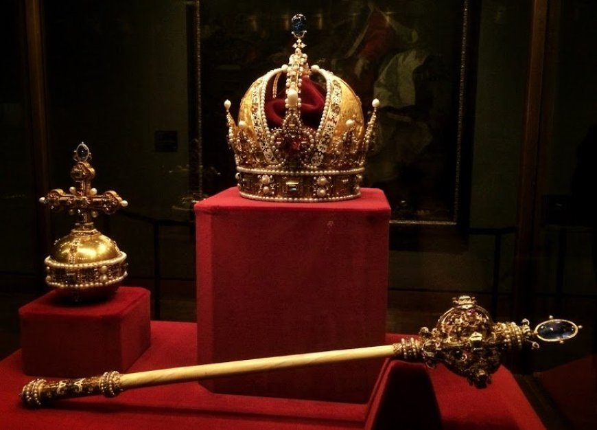 Hofburg Palace Crown Jewels, Vienna