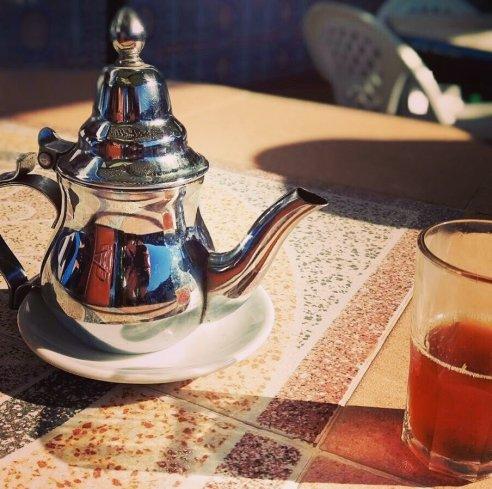 Mint Tea, Morocco