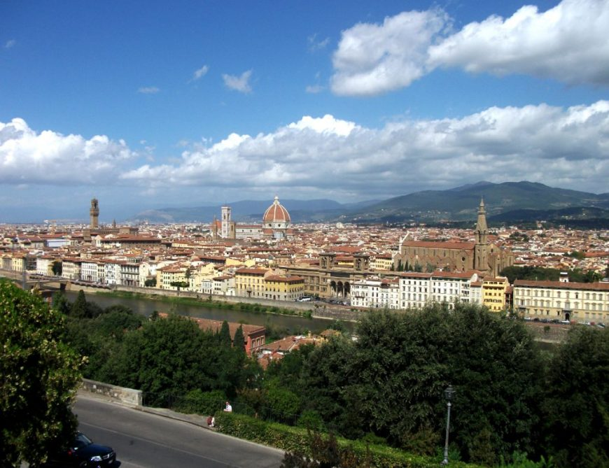 48 hours in Florence: Florence skyline, Florence, Italy