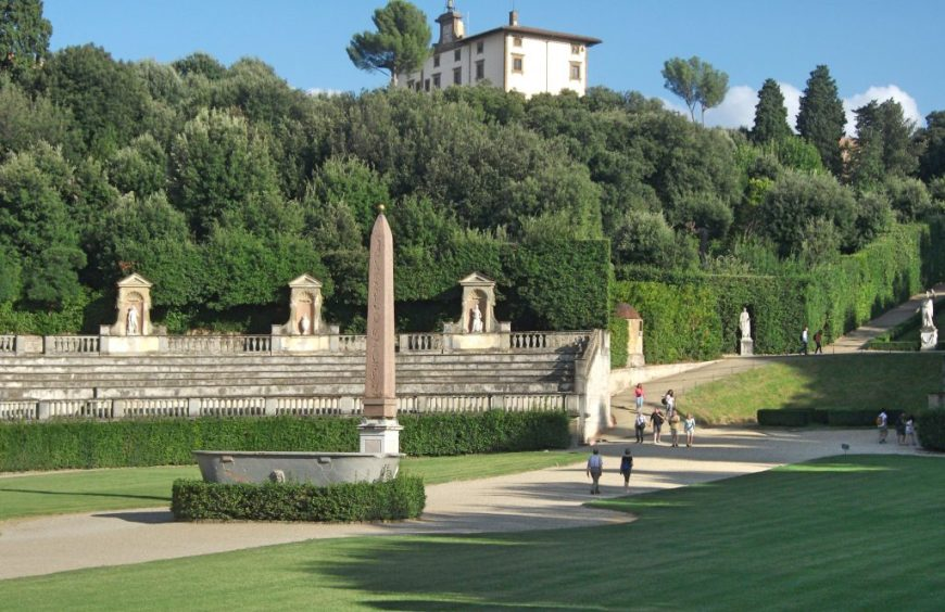 48 hours in Florence: Boboli Gardens, Florence, Italy