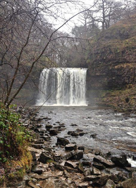 Wales Waterfall Walk