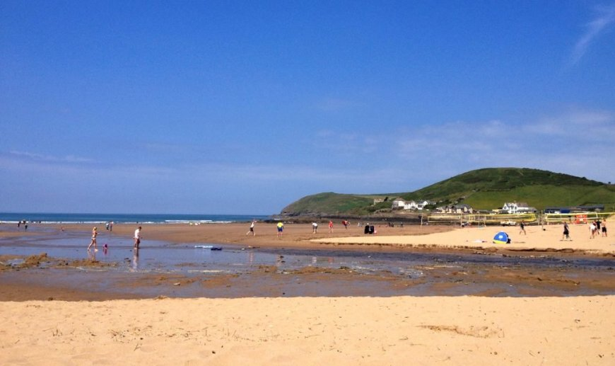 Croyde Bay, Devon