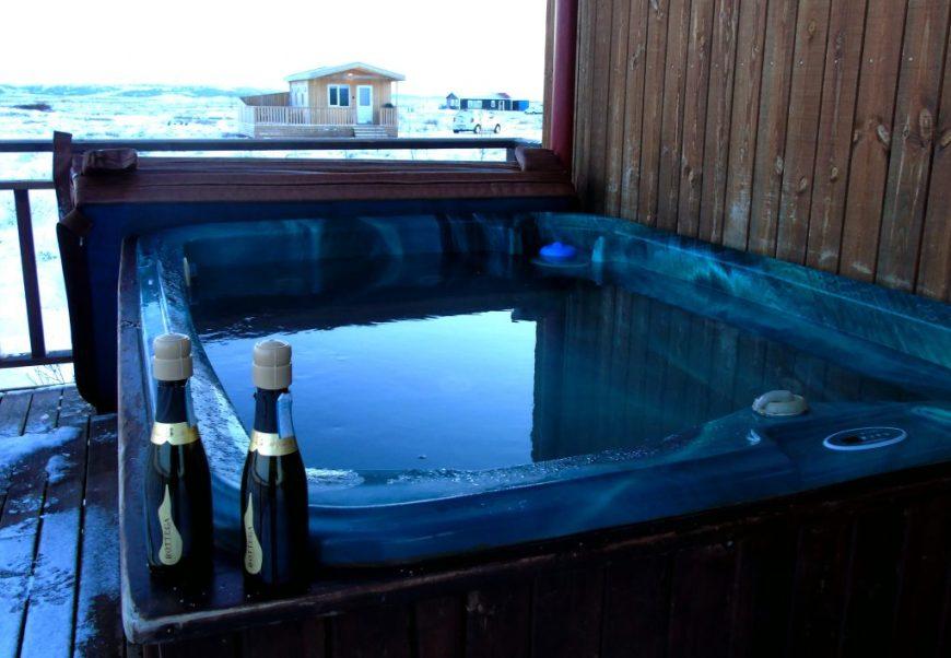 Hot Tub Iceland