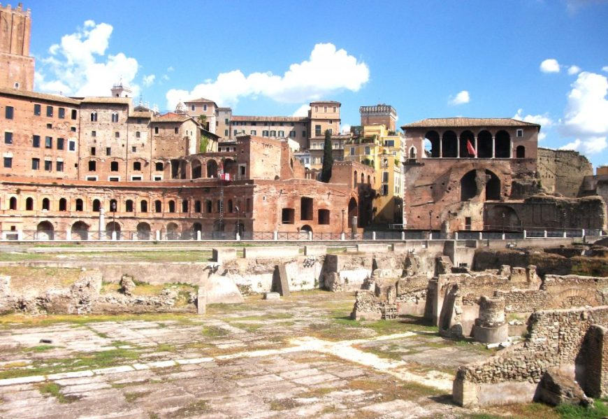 Palatine in Rome