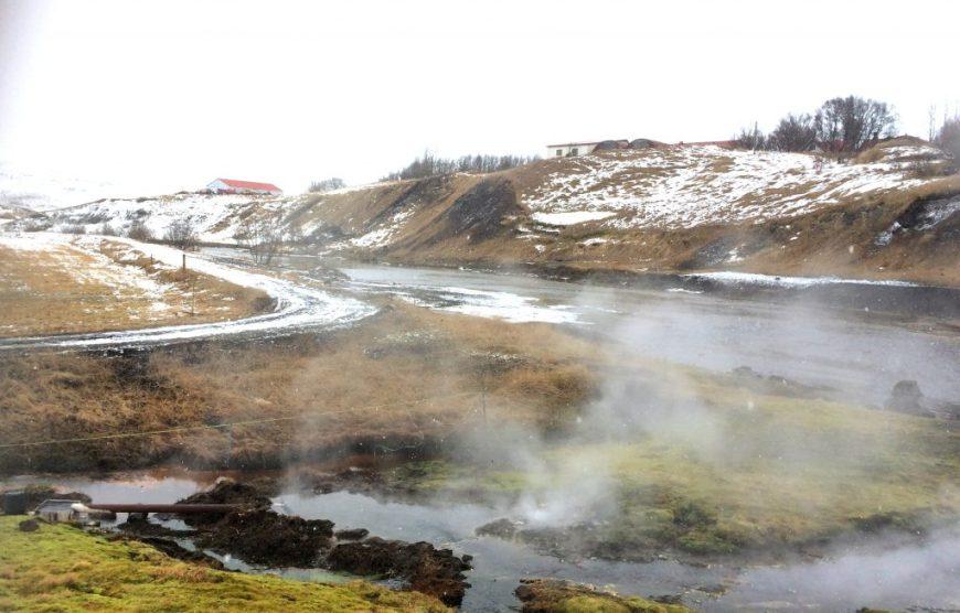 Secret Lagoon, Iceland