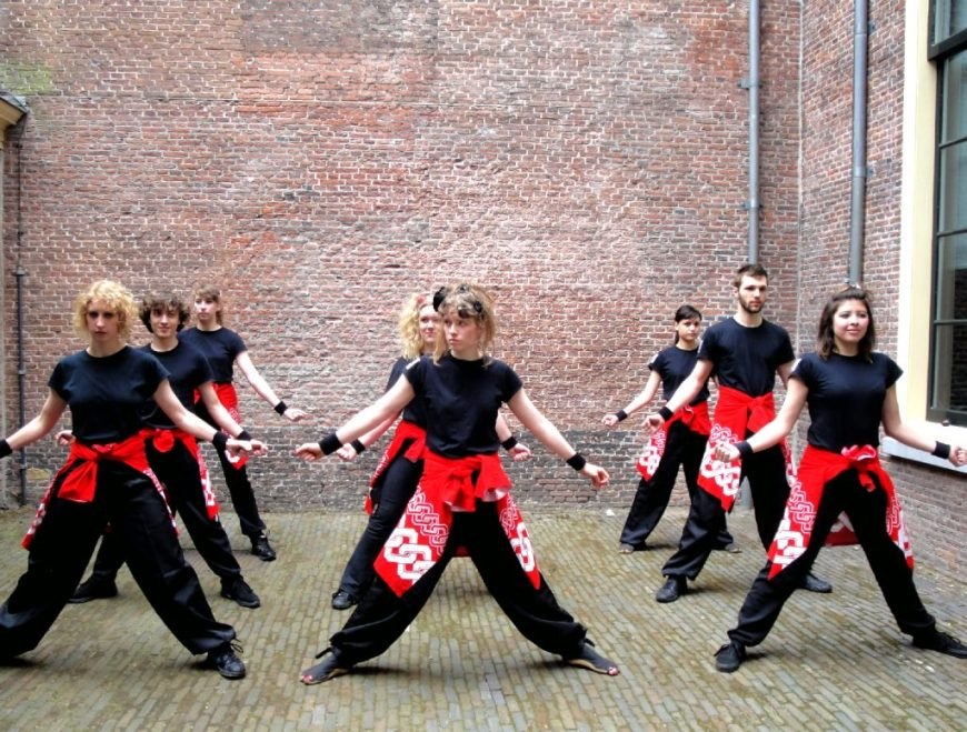 Japanese Dance Group, Leiden, The Netherlands