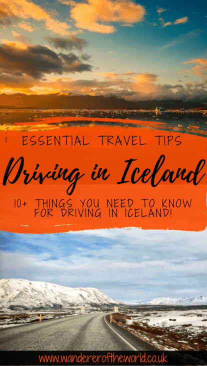 10 Things To Know For Driving In Iceland