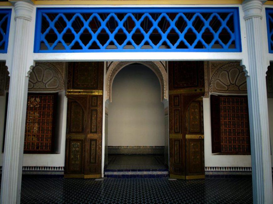 Bahia Palace Concubine Room
