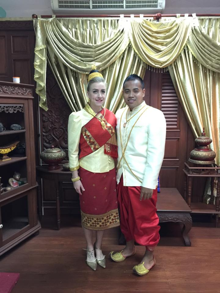 FitTwoTravel Laos wedding