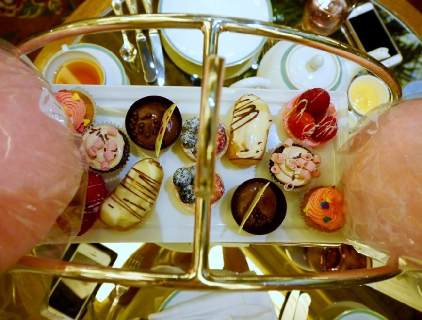 Ultimate Afternoon Tea: New York City, USA