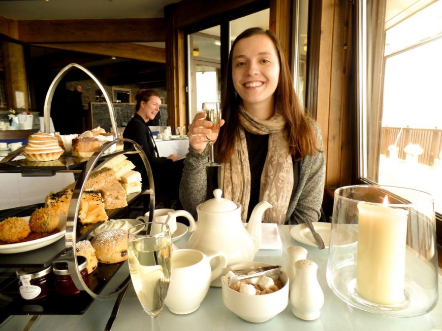 Ultimate Afternoon Tea: Loch Lomond, Scotland
