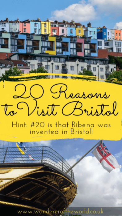20 Very Good Reasons Why You Should Visit Bristol