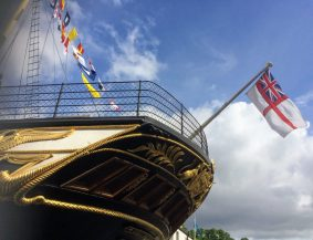 Fall in Love with Bristol: SS Great Britain