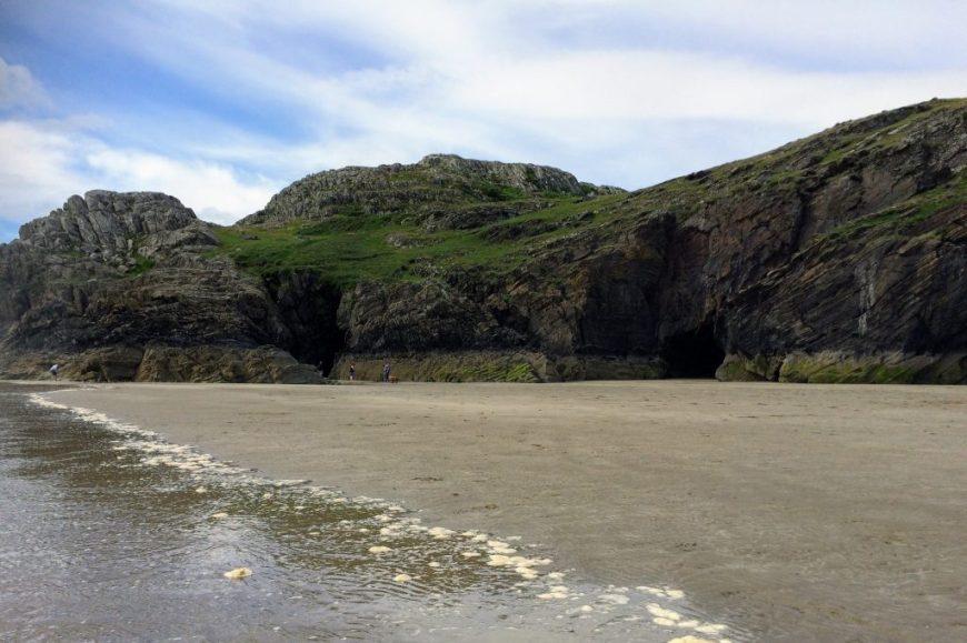 Porthmadog Beach