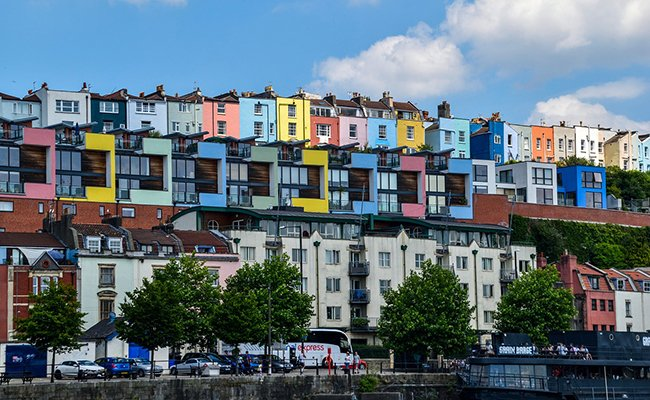 Cheap but nice places to live uk