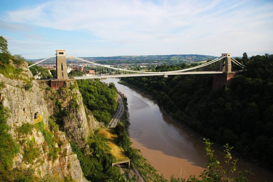 Fall in Love with Bristol: Clifton Suspension Bridge