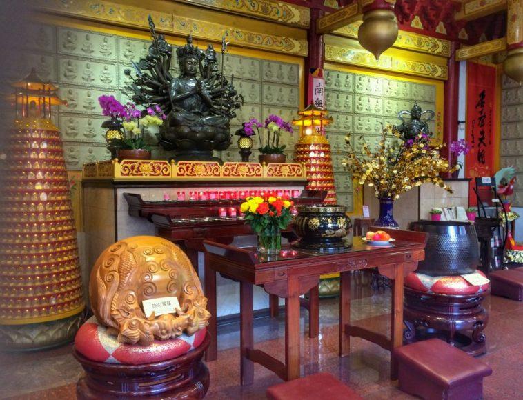 Amsterdam Chinatown Temple