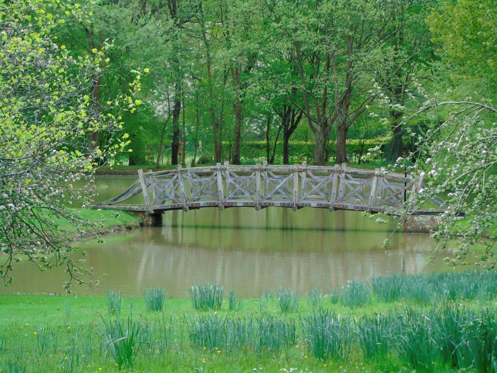 West Green House Bridge