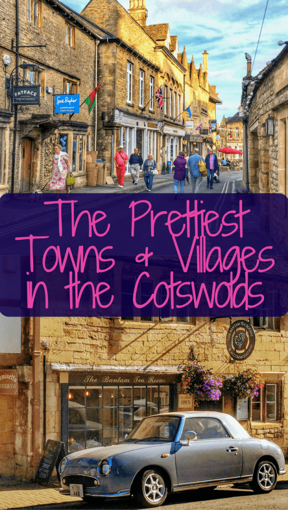 The Prettiest Villages in the Cotswolds