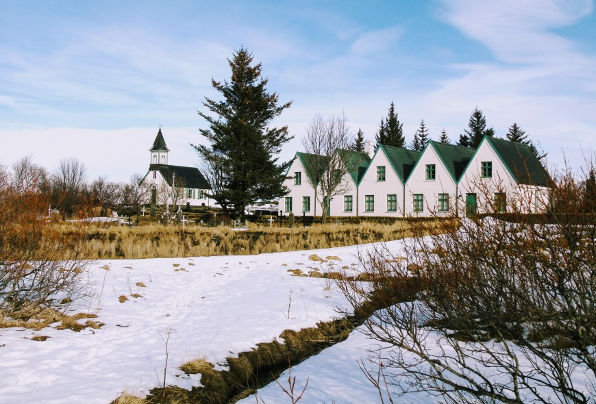 Thingvellir Church & Cemetery