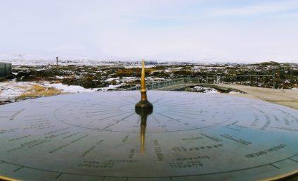 Thingvellir Sundial
