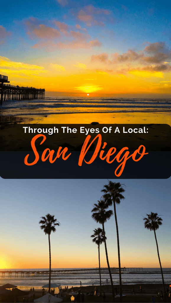 Through The Eyes Of A Local: San Diego