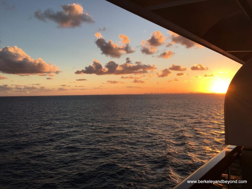 FLORIDA-HAL cruise-sunset 1-c2017 Carole Terwilliger Meyers-watermark