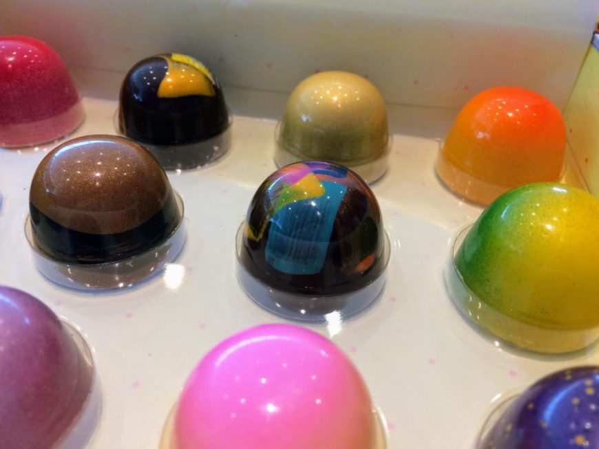 Stick With Me Sweets The Most Beautiful Chocolates In Nyc