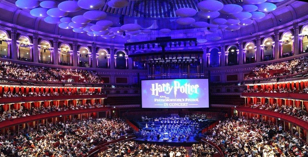 royal albert hall film in concert