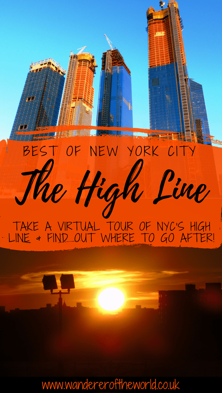 The High Line: Escape the Hustle & Bustle in NYC
