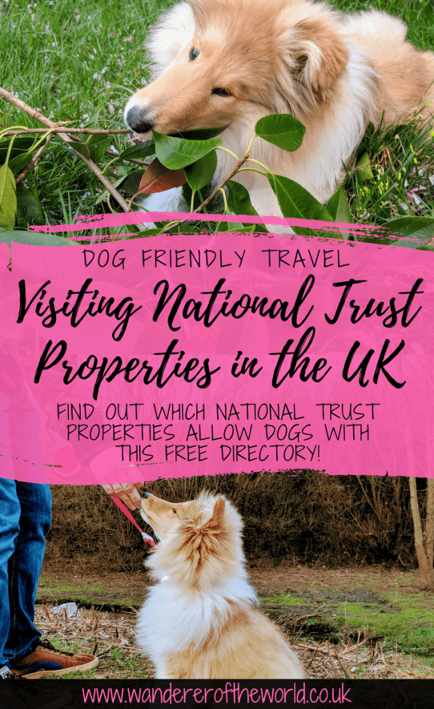 Is the National Trust Dog Friendly? (With FREE Dog Friendly Directory)