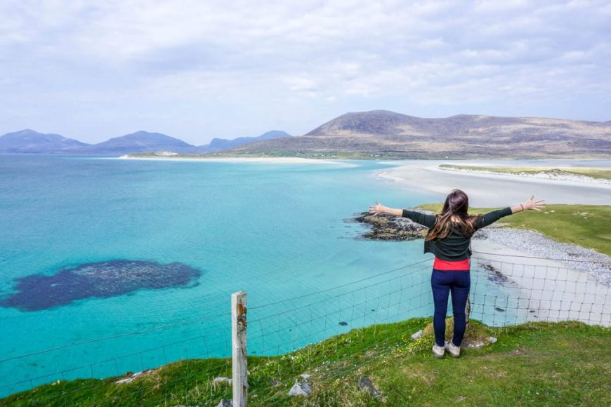 Sonja in Isle of Lewis and Harris