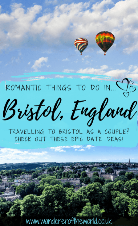 Epic Date Ideas & Romantic Things To Do in Bristol
