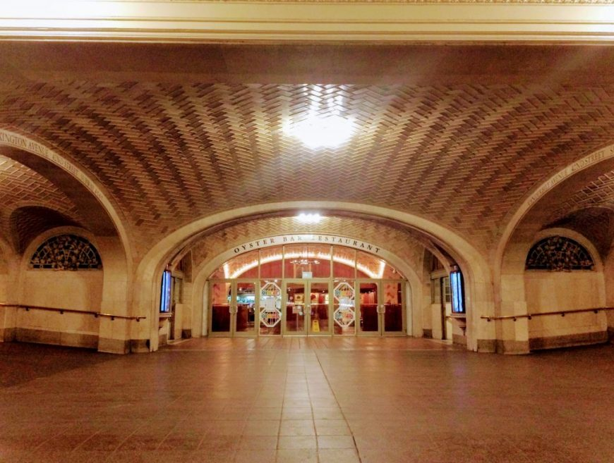Grand Central Secrets - The Whispering Gallery